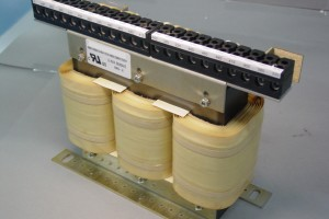 3 Phase autotransformer