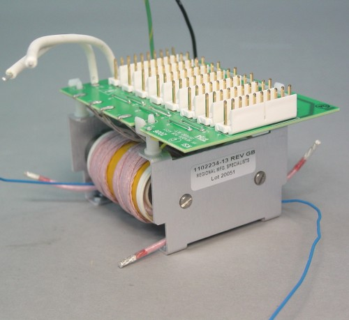 High Voltage Assembly