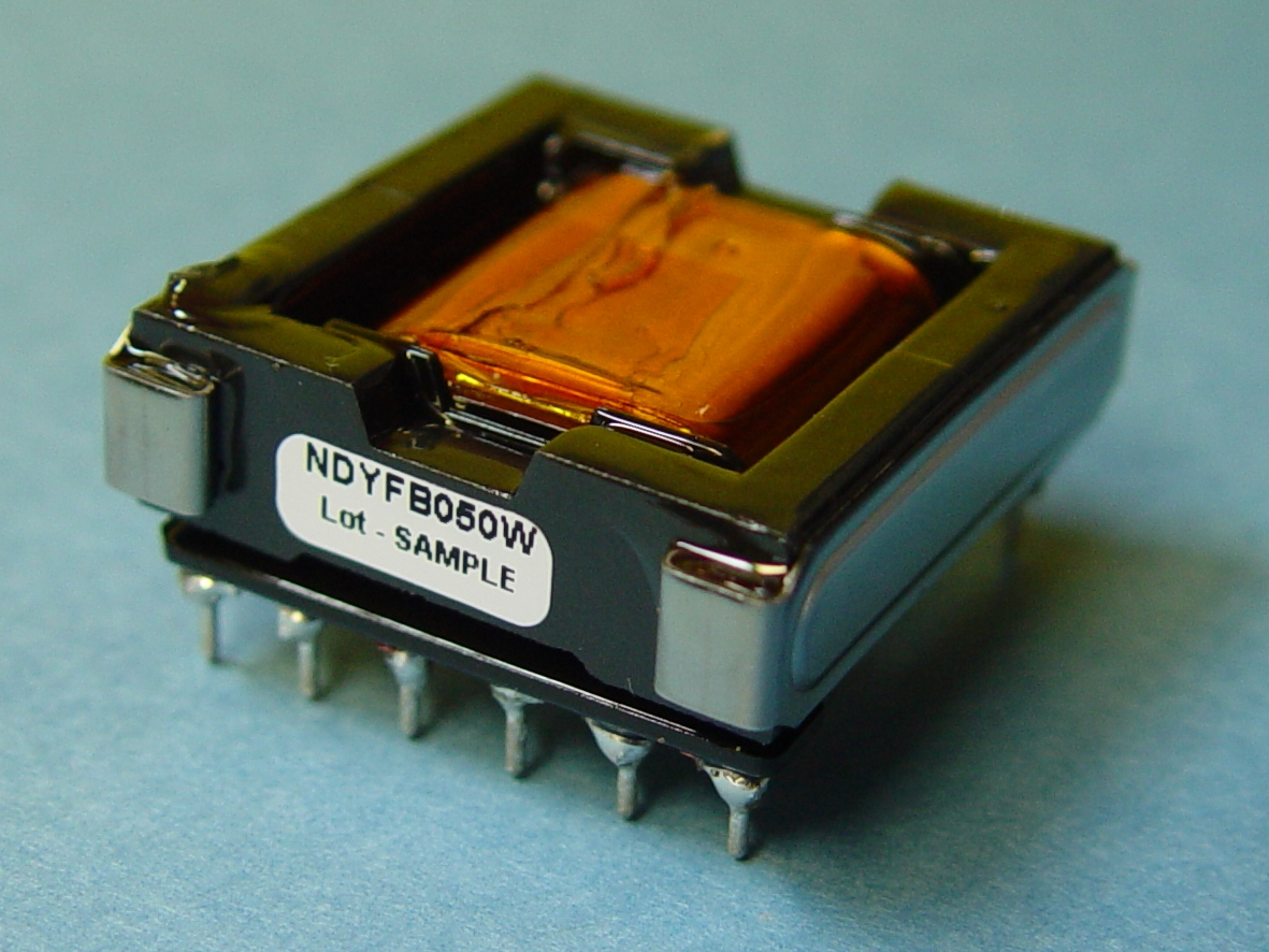 Through Hole Flyback Transformer