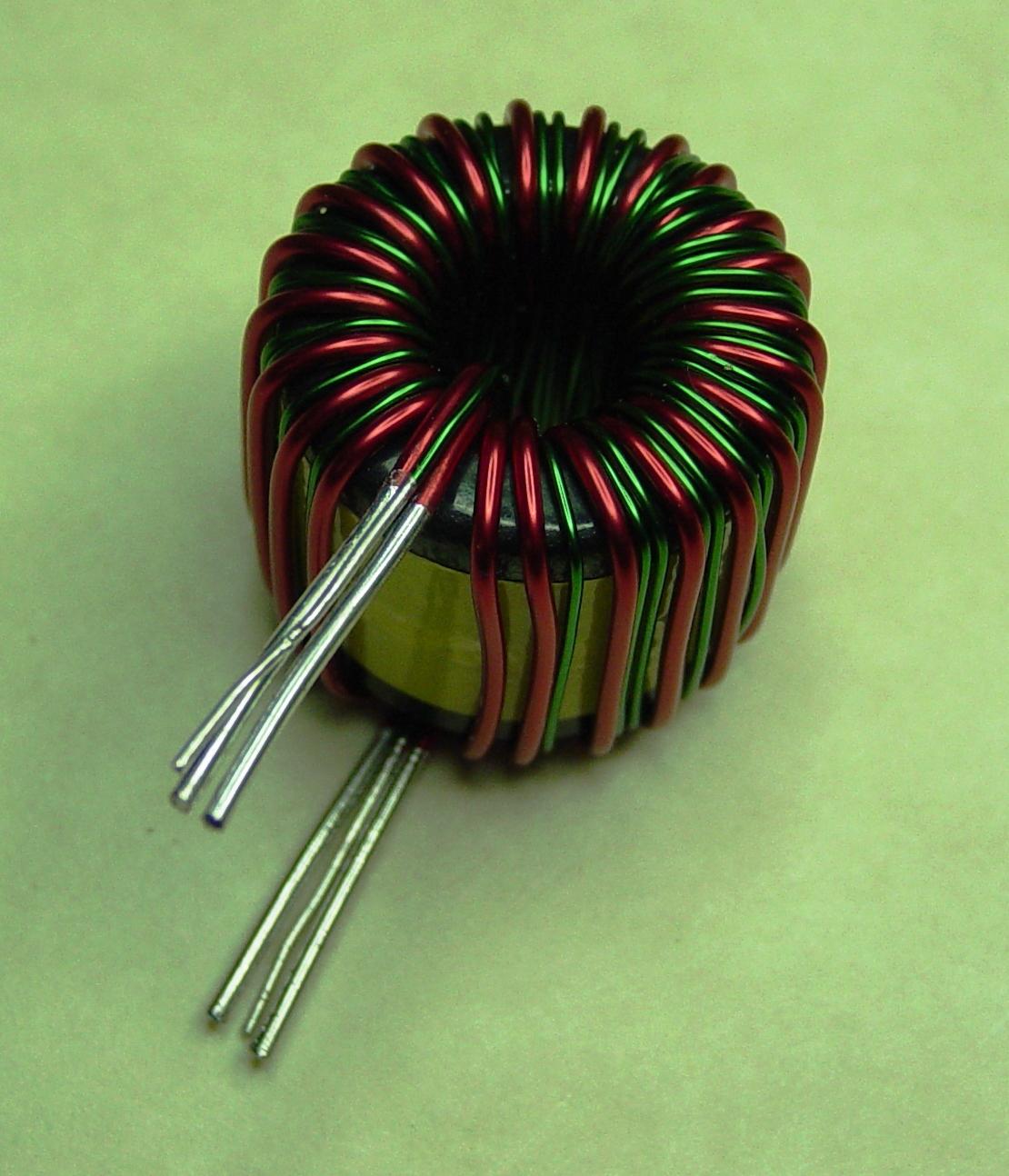 toroidal inductors agile magnetics inc